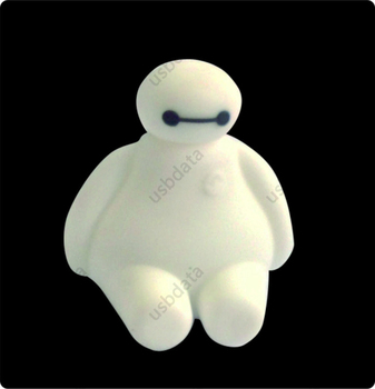 Big Hero 6 Baymax USB Flash Drive 128 ГБ 512 ГБ Pen Drive 64 ГБ 32 ГБ 16 ГБ USB 3.0 Memory Stick Флэш-Карты Диска Pendrive 1 ТБ Подарок